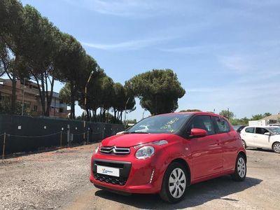 usata Citroën C1 1.2 PureTech 82 5p. Feel
