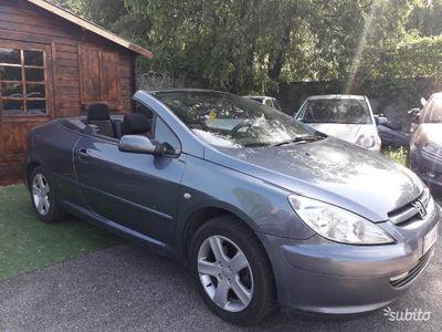 usado Peugeot 307 CC cabrio 1.6 benzina