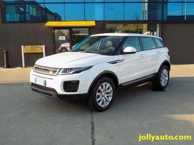 usata Land Rover Range Rover evoque 2.0 TD4 150 CV 5p Business PREMIUM Automatico