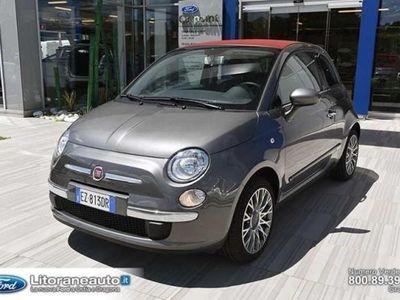 usata Fiat 500C 1.2 Lounge MY14 69cv