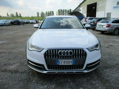 brugt Audi A6 Allroad WAGON 3.0 TDI 200kW quattro S tronic Business Plus