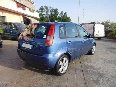 usado Ford Fiesta 1.4 TDCi 5p. Ghia del 2005 usata a Roma