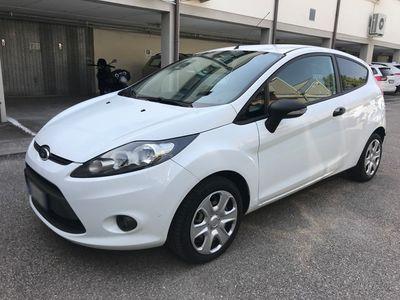 używany Ford Fiesta 1.4 TDCi 70cv EU5a VAN