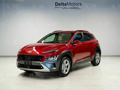 usata Hyundai Kona 1.6 CRDI 115 CV 4WD Hybrid 48V DCT XLine nuova a Ancona