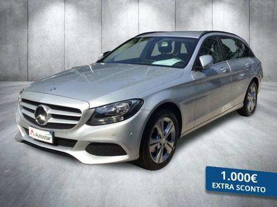 usata Mercedes 200 CLASSE C SW C SWd (BT) Business auto