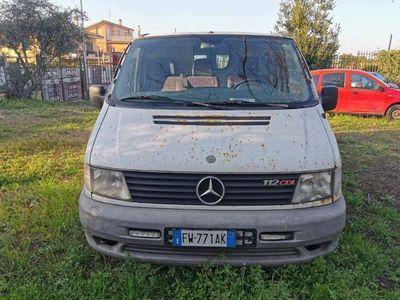 usata Mercedes Vito 112 CDI cat Furgone
