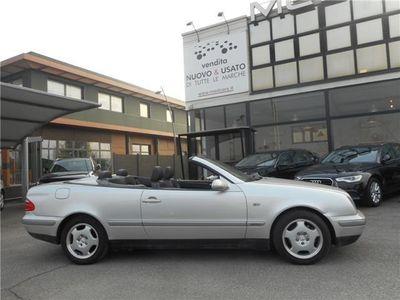 usata Mercedes CLK200 Kompressor cat Cabrio Elegance UNICO PROPRIETARIO