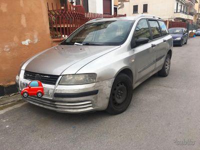 used Fiat Stilo sw grigio 1.9 multijet