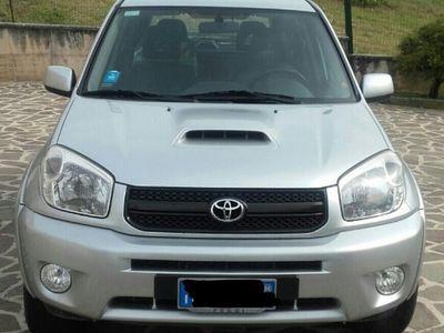 used Toyota RAV4 2ª serie - 2004