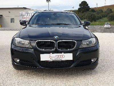 usata BMW 320 Serie 3 d touring xdrive automatica 2012