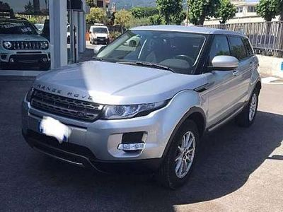 second-hand Land Rover Range Rover evoque 2.2 TD4 5p. Pure