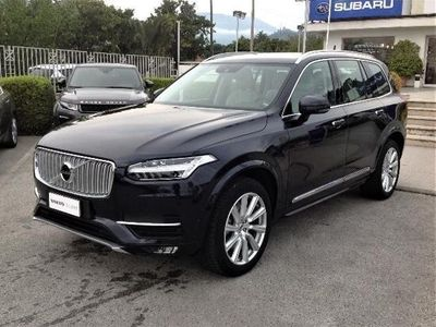 begagnad Volvo XC90 XC90INSCRIPTION GEARTRONIC D5 AWD 7 POSTI