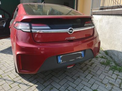"usata Opel Ampera ERev Plug-in ""ibrida"""