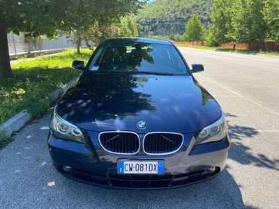 usata BMW 530 Serie 5 (E60/E61) cat Touring Futura