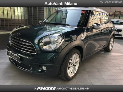 usado Mini Cooper D Countryman 2.0 Countryman Automatica del 2013 usata a Milano