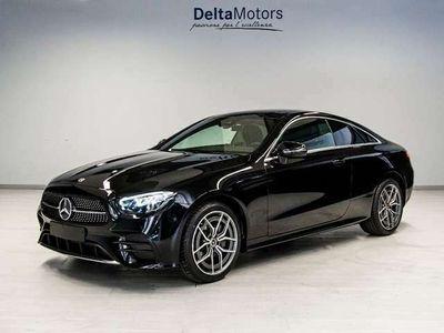 usata Mercedes E220 C238 COUPE d 4MATIC