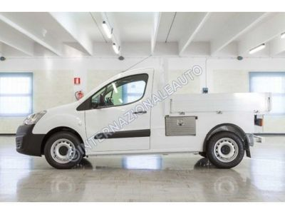 gebraucht Peugeot Partner BlueHDi 100 L1 Pianale Cabinato