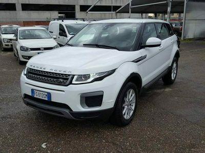 usata Land Rover Range Rover evoque 2.0 TD4 150CV 5p. PURE
