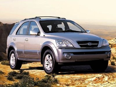 usata Kia Sorento 2.5 16V CRDI 4WD EX Comfort fuso
