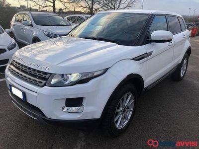 usado Land Rover Range Rover evoque 2.2 td4 5p. pure diesel