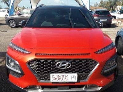 used Hyundai Kona 1.0 120CV TGDI STYLE PREMIUM PACK+TETTO CONTRASTO