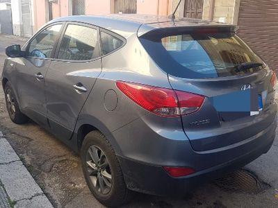 usata Hyundai ix35 1.7 CRDI ITALIANA - 2014