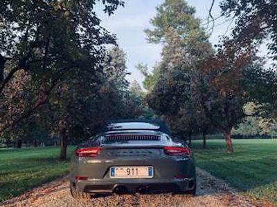 usata Porsche 911 GTS CABRIO - NON TRATTABILI - Subentro leasing