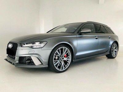 usata Audi RS6 Avant 4.0 TFSI qu. tip. performance AKRAPOVIC