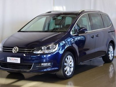 gebraucht VW Sharan 2.0 TDI 184 CV SCR DSG Highline BlueMotion Tech.