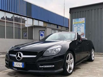 usata Mercedes SLK250 CGI Premium