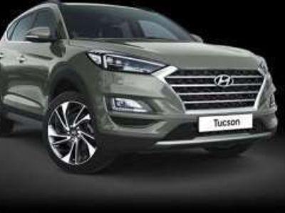 usata Hyundai Tucson 1.6 CRDi 116cv Business Edition + COLORI - KM 0