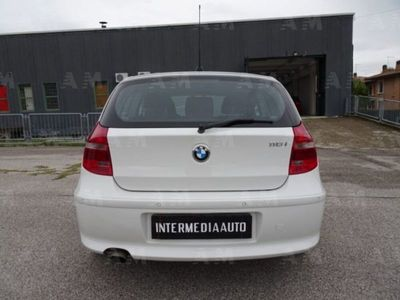 usata BMW 116 i cat 3 porte Attiva