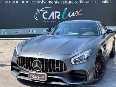 usata Mercedes AMG GT S 522CV 6.000 KM ITALIANA UNICO PROPRIETARIO