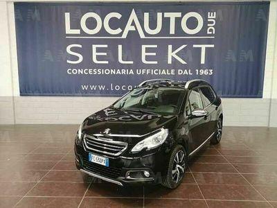 usata Peugeot 2008 120 S&S Black Matt del 2016 usata a Rosta
