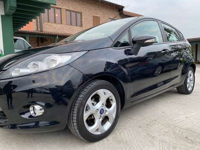 usata Ford Fiesta 1.4 TDCi 70CV 5 porte Titanium