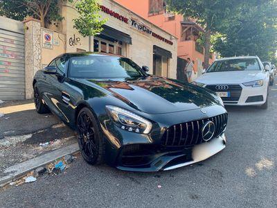usata Mercedes AMG GT AZIENDALE KM CERTIFICATI GARANZIA UFFICIALE MERCED