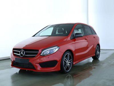 usata Mercedes B200 D Amg Line Night Led+ Navi Pts Licht&sicht