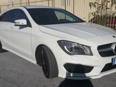second-hand Mercedes CLA200 CLA 200 d Automatic Sport Nightd Automatic Sport Night