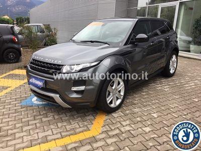 usata Land Rover Range Rover evoque EVOQUE 2.2 td4 Dynamic 150cv 5p auto 9m