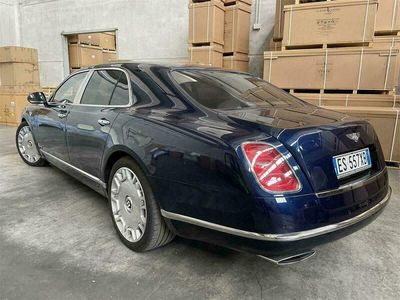 usata Bentley Mulsanne Best price Europe for dealer and private