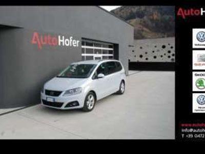 usata Seat Alhambra 2.0 TDI Advance DSG 7S. Navi/El. Tueren/Keyless/