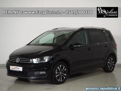 usata VW Touran 1.5 TSI ACT IQ.DRIVE ACC TELECAMERA NAVI Benzina