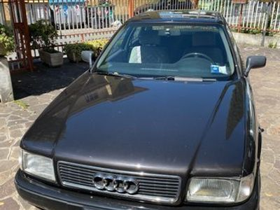 usata Audi 80 1.9 d'epoca