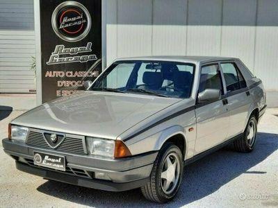 usata Alfa Romeo 75 1.8 carburatori 1° serie-asi+crs-