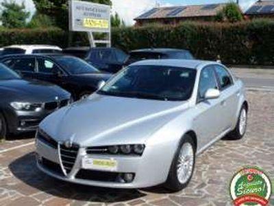 usata Alfa Romeo 159 1.9 JTS 16V Distinctive Benzina