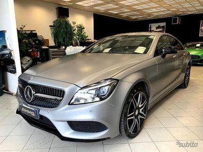 begagnad Mercedes CLS350 BlueTEC 4Matic Premium Plus