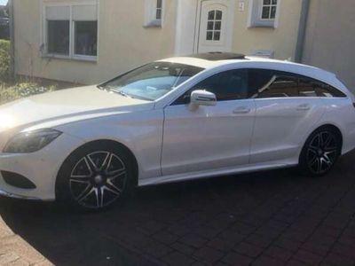 usata Mercedes CLS500 SW BlueEFFICIENCY 4Matic Premium