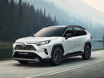 second-hand Toyota RAV4 2.5 Hybrid 2WD Exclusive