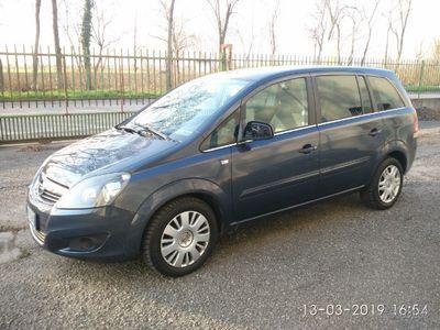 usata Opel Zafira 1.6 EcoMetano 150CV 7 Posti - 2011