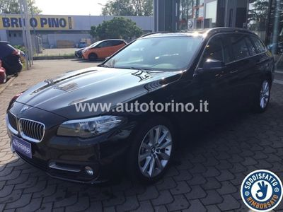 usata BMW 525 SERIE 5 TOURING d touring xdrive Business auto E6